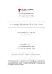 mae - Institut für Geometrie und Topologie