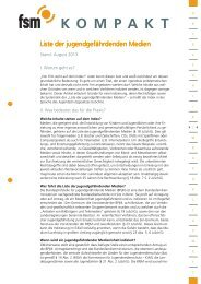 Liste der jugendgefährdenden Medien.pdf - fsm