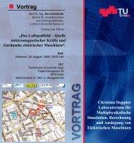 Christian Doppler Laboratorium für Multiphysikalische Simulation ...