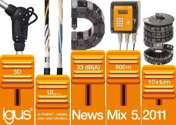 News Mix 5.2011