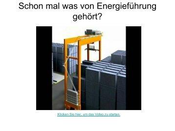 Was ist eine Energiekette? - Igus