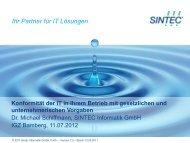 Vortrag als PDF - IGZ Bamberg