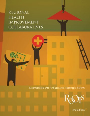 A Report on Regional Health Improvement Collaboratives