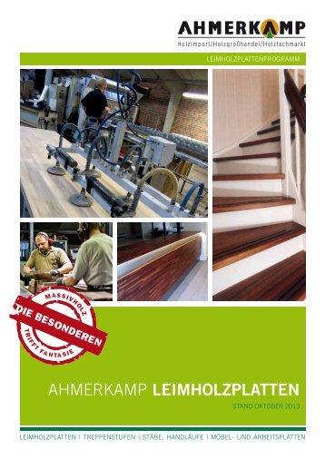 pdf katalog von scheerer - holz wiegand - Menz Holz Katalog
