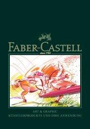Art & Graphic Broschüre - Faber-Castell