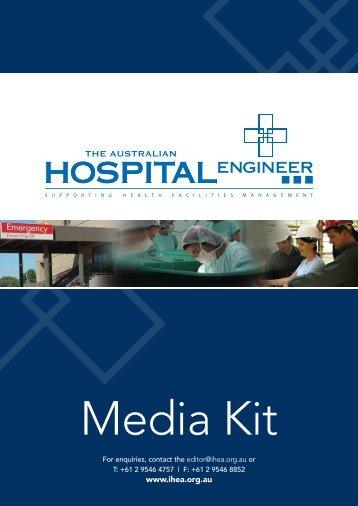Click here - Institute of Hospital Engineering, Australia