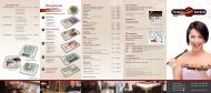Mittagsmenüs Je 7,50 € - Tokio Sushi