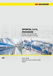 sPemital s.P.a. FRosinone - SSI Schäfer