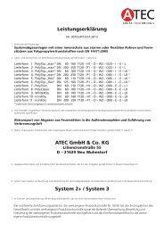 Nachweis downloaden - Bergmann & Franz