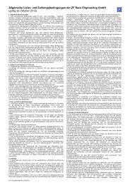PDF, 133 KB - ZF Friedrichshafen AG