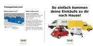 Information zu Liefergebiet und Expresslieferung hier! (466 KB ... - Ikea