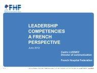 Cedric Lusiez.pdf - International Hospital Federation