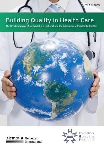 Building quality 6 - International Hospital Federation