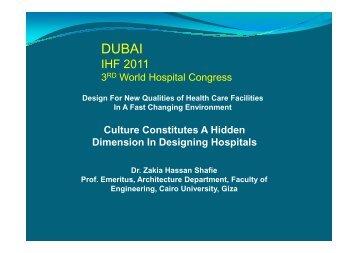 Zakia Shafie.pdf - International Hospital Federation