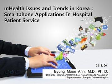 Byung Moon Ahn - International Hospital Federation