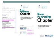 Information brochure - International Hospital Federation