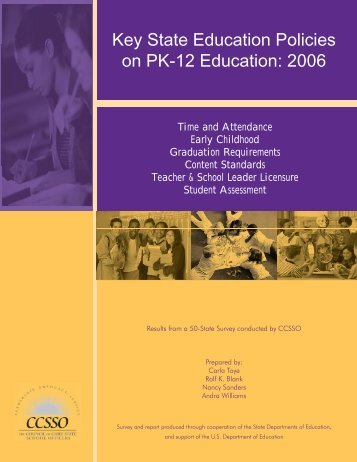 Key_State_Educational_Policies_2006