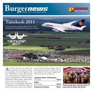 Tannkosh 2011 - Burger Zelte & Catering