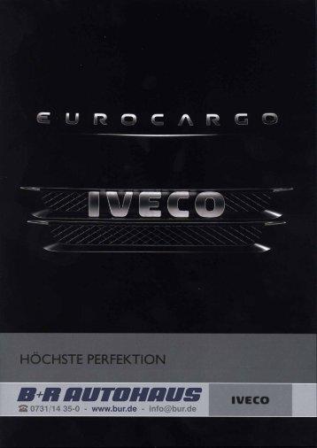 Prospekt Cargo MJ 2008 - B + R Autohaus