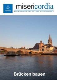 Brücken bauen - Orden der Barmherzigen Brüder Bayern