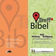 Heil Heilung Heiligung - Evangelische Stadtmission Lörrach