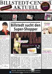 Center Zeitung - Billstedt Center