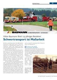 Schwertransport ist Massarbeit - IHK Bonn/Rhein-Sieg