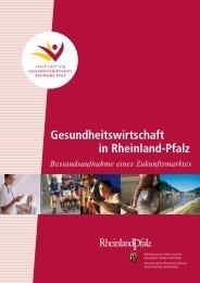 Gesundheitswirtschaft, Basisstudie.pdf - Ministerium für Wirtschaft ...