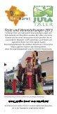 Veranstaltungskalende - Tourismus Landkreis Neumarkt - Seite 4