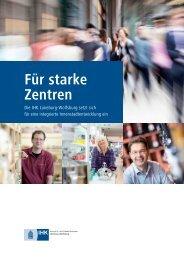 Zur Zukunft der Innenstadt - IHK Lüneburg-Wolfsburg
