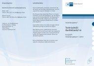 Technische(r) Konfektionär/-in - IHK Passau