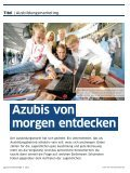 Azubis entdecken - und Handelskammer Nord Westfalen - Seite 2