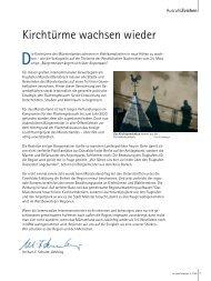 Wirtschaftsspiegel im Mai - und Handelskammer Nord Westfalen