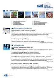 Dies ist die Formatvorlage Titel - und Handelskammer Nord Westfalen