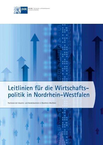 Wirtschaftspolitische Leitlinien der IHKs in NRW.pdf