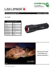 Publikation LED Lenser.pub - Rettberg