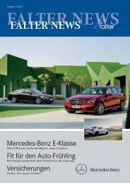 FALTER NEWS - Autohaus Falter