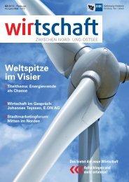 Weltspitze im Visier - IHK Schleswig-Holstein