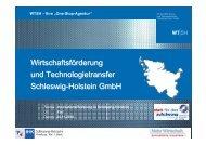 Vortrag Fischer - IHK Schleswig-Holstein