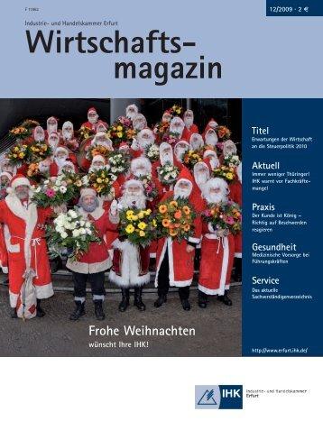IHK Magazin - IHK Erfurt