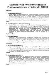 Module und Modulablauf im Detail (pdf)