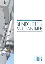 BLINDNIETEN - Ribe