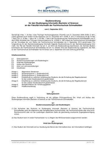 SO_INF(BA) - Fachhochschule Schmalkalden