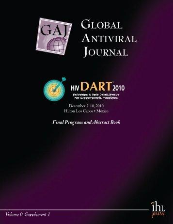 Volume 6, Supplement 1 - IHL Press