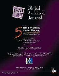 Volume 7, Supplement 2 - IHL Press