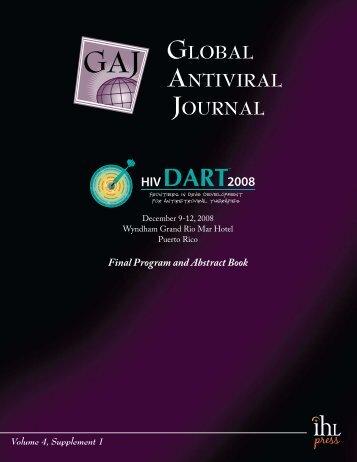 Volume 4, Supplement 1 - IHL Press