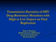 Transmission Dynamics of HIV Drug-Resistance ... - IHL Press