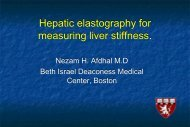 Hepatic elastography for measuring liver stiffness. - IHL Press