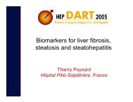Biomarkers for liver fibrosis, steatosis and steatohepatitis - IHL Press