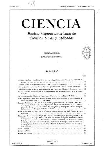 Número 6-7 - Instituto de Historia de la Medicina y de la Ciencia ...